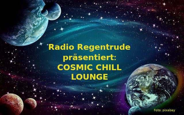 Cosmic Chill Lounge
