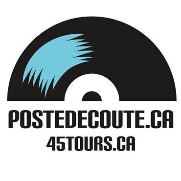 Postedecoute / 45 Tours (Canada)