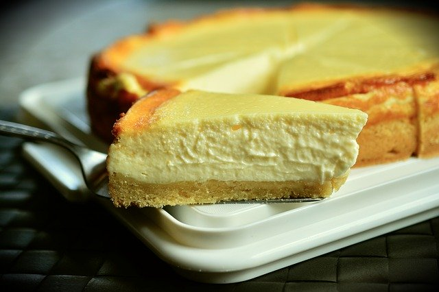 cheese cake - pixabay