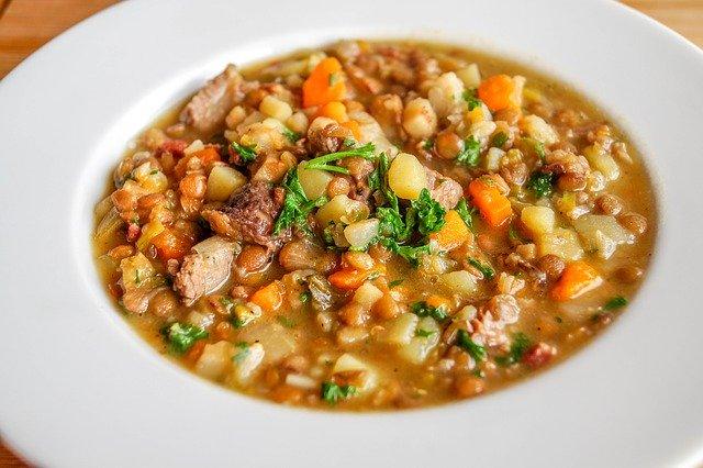 Lentiles soup - pixabay