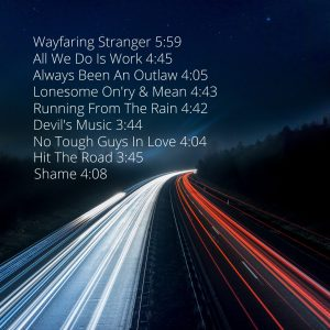 The Pat Sheridan Band   Tracklist