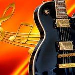 Guitar - pixabay