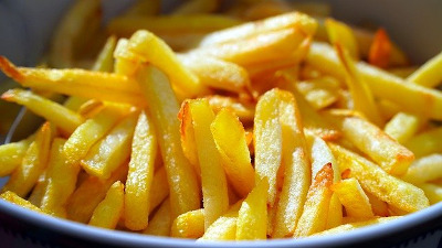 French frites -pixabay