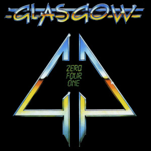 Glasgow - Zero Four One Albumcover