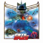 Cats in Space - Albumcover Altantis - cmm online Rock Agentur