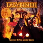 Labyrinth - Welcome to the absurd Circus (Frontiers Music ITA)